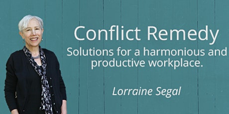 Dealing with Conflict at Work tickets