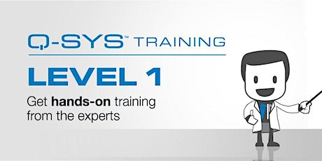 Q-SYS Training Level 1 tickets
