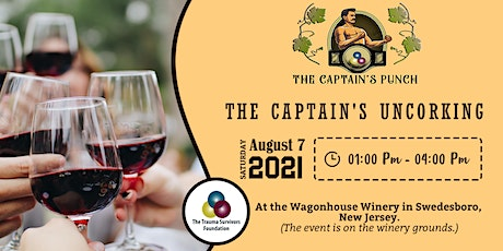 The Captain's Uncorking - Wine Tasting Launch Party tickets
