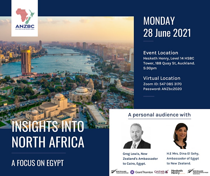 Insights into North Africa - A Focus on Egypt image