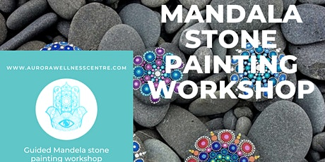 Mandala Stone Painting NURTURE THROUGH NATURE RETREAT tickets