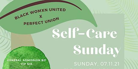 Self-Care Sunday tickets