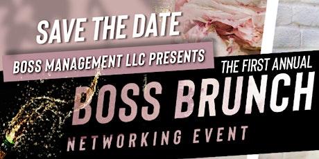 Boss Brunch Networking Event tickets