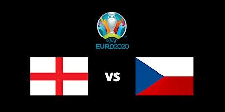 Euro 2020: Czech Republic v England (Live screening) Central London Venue tickets