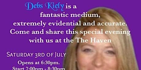 Night of Mediumship with Debs Kiely ! tickets