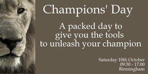 Champions' Day - Saturday 10th October 2015