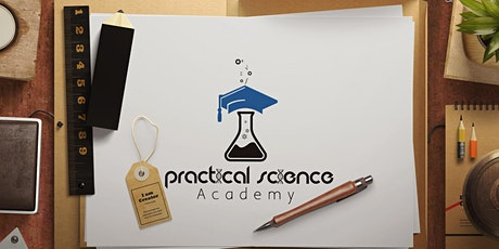 Practical Science Academy Virtual STEAM Back to School Camp - SPECIFIC DAYS tickets