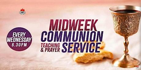 Midweek Service @Winners Chapel International Dartford tickets