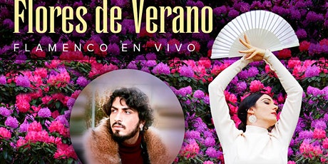 Flores de Verano, Flamenco en Vivo Newport tickets