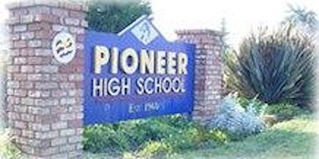 4th Annual Pioneer High School 1970's Reunion Picnic tickets