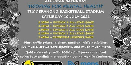 CPL All-Star Basketball Exhibition | Hooping for Mental Health tickets