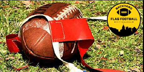 BACKYARD FLAG FOOTBALL FALL/WINTER 2021 SEASON - REGISTER NOW tickets