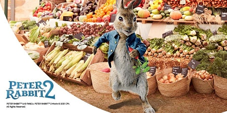 Stockland Riverton Peter Rabbit 2 Craft Zone tickets