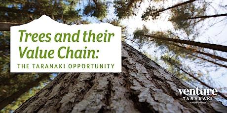 Trees and their value chain: The Taranaki Opportunity tickets