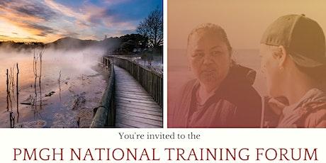 2021 PMGH National Training Forum tickets