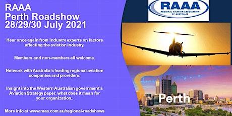 Regional Roadshow Series - Perth tickets