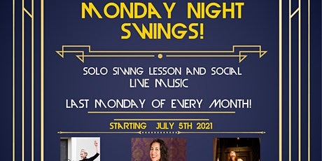 Monday Night SWING at Queen Bee's! tickets