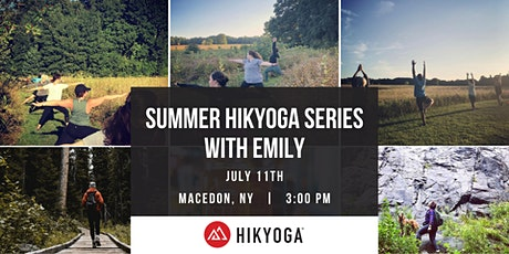 Summer Hikyoga Series with Emily tickets