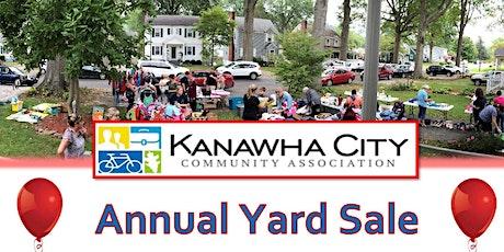 2021 Kanawha City Community Yard Sale tickets