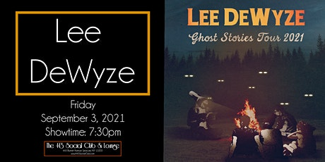 Lee DeWyze at The 443 tickets