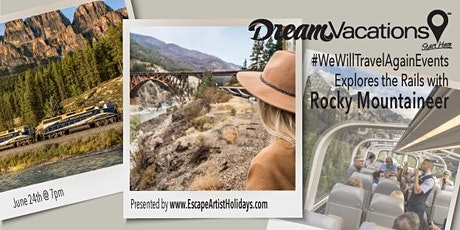 Hit the Rails Across the USA & Canada with Rocky Mountaineer tickets