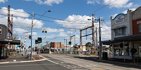 Glen Huntly Level Crossing Removal Project online information sessions tickets