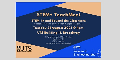 STEM+ TeachMeet 2021 tickets