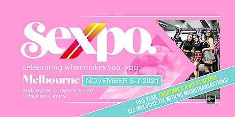 SEXPO Australia - Melbourne 2021 tickets