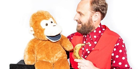 CJ and his Puppets - Traralgon Library tickets