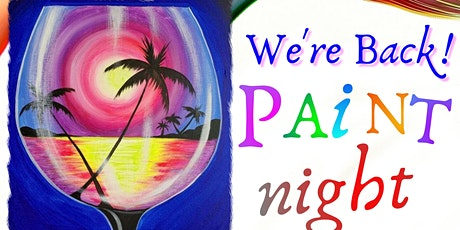 Paint Night is Back July 7th tickets