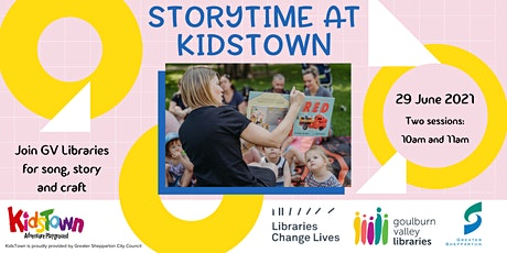 Story Time at KidsTown tickets