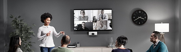 Integrate 2021 - Shure Video Conferencing image