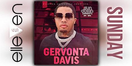 SunDown Sundays ☀️Hosted by Gervonta Davis tickets