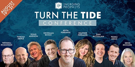 Turn the Tide EP Conference 2021 tickets
