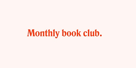 Women, cocktails and vibes: Monthly Book Club tickets