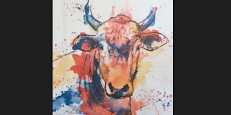 Year of the Ox  (Watercolour Workshop for Beginners) tickets