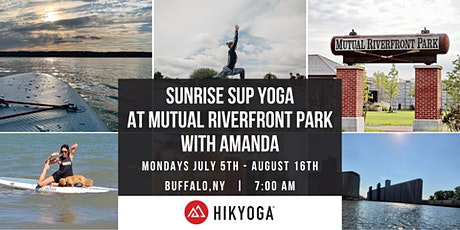Sunrise SUP Yoga tickets