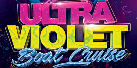 Ultra Violet Waves 5 Boat Cruise tickets