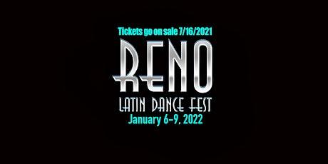 2022 Reno Latin Dance Fest tickets