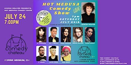 Hot Medusa Comedy Show tickets