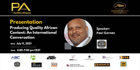 ProducingQuality African Content: An International Conversation tickets