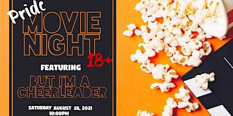 Pride Week: Pride Movie Night 18+ tickets