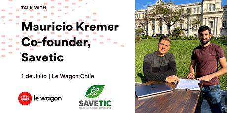 Le Wagon Talk with Mauricio Kremer tickets