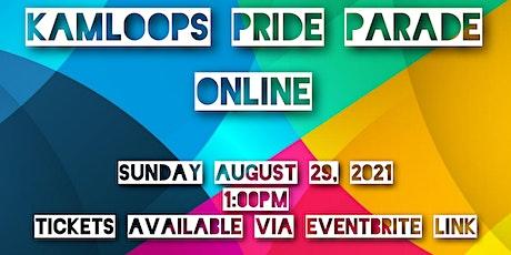 Kamloops Pride Parade Online tickets