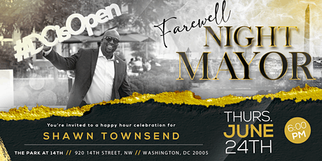 Shawn Townsend's Farewell Happy Hour tickets