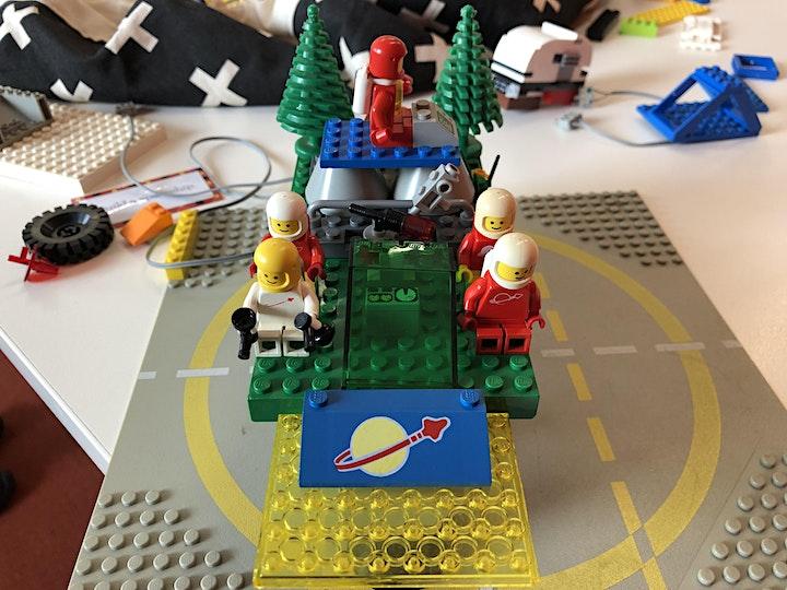 Lego Challenge @ Bridgewater Library School Holiday Program image