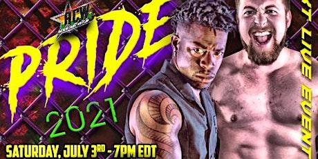 WWN & American Combat Wrestling present Pride 2021 tickets
