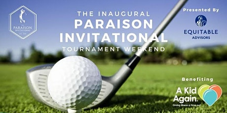 Inaugural Paraison Invitational Golf Tournament tickets
