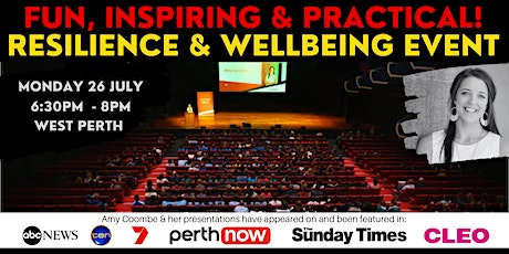Inspirational, Fun & Practical Resilience Event for Adults, Parents & Youth tickets