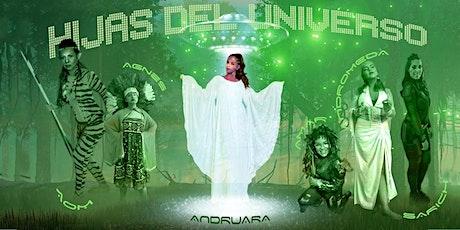 Hijas del Universo   Muestra Teatral   Taller de Teatro para Mujeres 01 entradas